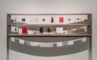 Alberto Burri: The Trauma of Painting, installation view
