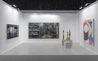 Carbon 12 at Art Dubai 2017, installation view