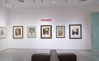 PICASSO, installation view