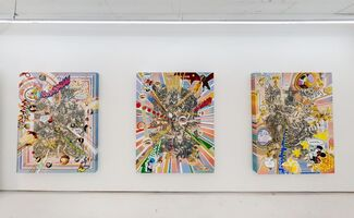 <ICONIC>, installation view