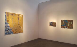 Jessie Homer French: Mapestries, installation view