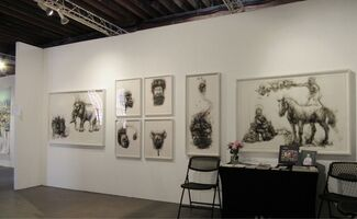 David Krut Projects at 1:54 Contemporary African Art Fair New York 2017, installation view