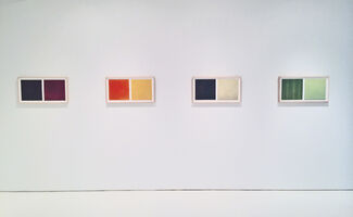 """""""Just Picked"""" Recent Works by Daisy Caddock, installation view"""