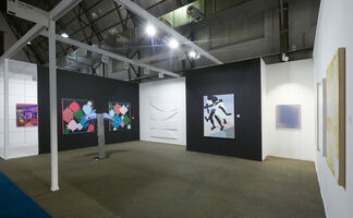 The Hole at Art Brussels 2019, installation view