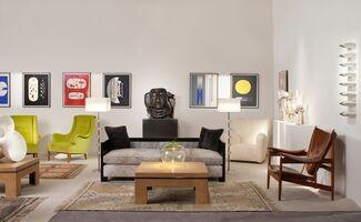 Hostler Burrows at The Salon: Art + Design, installation view