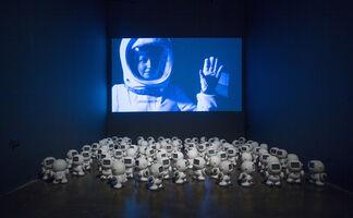 Larissa Sansour - Science Faction, installation view