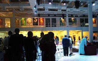 International Art Month Exhibition, installation view