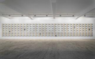 Hanne Darboven | Evolution Leibniz, installation view