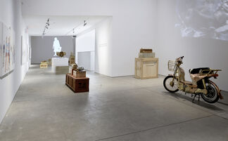 Ethics in a World of Strangers: Nirveda Alleck and Eric van Hove, installation view