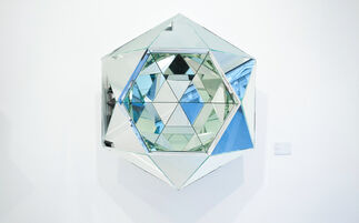 """""""Diamonds Are Forever"""" (II) by Le Diamantaire, installation view"""