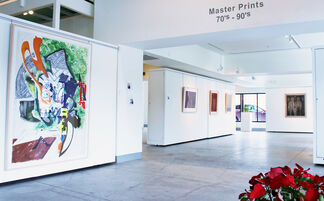 Master Prints of the '70s - '90s, installation view