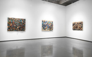 Arman: Cycles, installation view