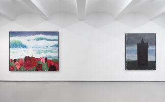 Enrique Martínez Celaya: Empires- Sea, installation view