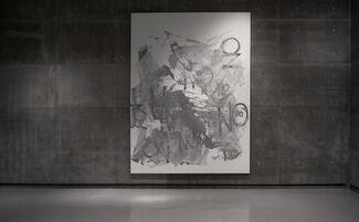 Stefan Bruggemann / Puddle Paintings, installation view