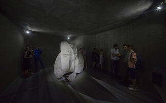 """""""Subimage"""", an Exhibition by Ivan Svitlychnyi in the Context of РАС-UA Re-Consideration, installation view"""
