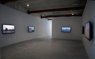 peter campus: dredgers, installation view