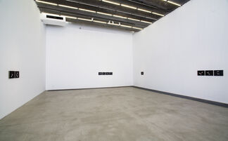 Zhao Zhao: Uncertainty, installation view