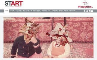 Hafez Gallery at START Saatchi Gallery, installation view