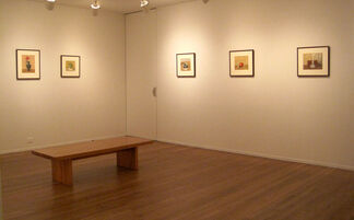 Susan Jane Walp: Paintings on Paper, installation view