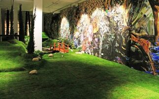 Artists Anonymous: System Of A Dawn, installation view