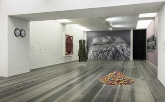 Where There's a Will, There's a Way, installation view