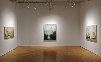 Peter Burega: In the Morning Light, installation view