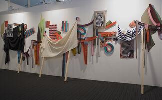 p m Gallery at London Art Fair 2015, installation view