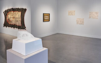 Seeking Civilization: Art and Cartography, installation view