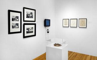 Eric Rhein: Ordained, installation view