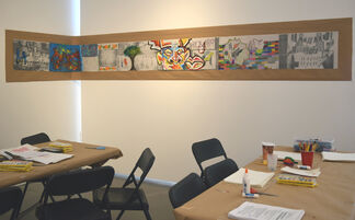 NYC Mural Arts Project, installation view