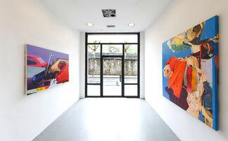 Zoer: La Forme, installation view