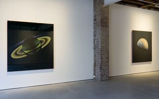 Giles Alexander | Turtles All the Way Down, installation view