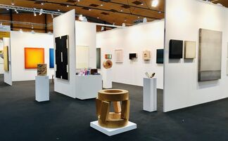 Galerie Fenna Wehlau at art KARLSRUHE 2019, installation view