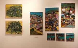 Artflow at The Houston Fine Art Fair 2014, installation view