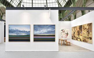 Galerie Thomas Bernard at Art Paris 2019, installation view