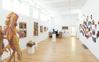 Sylvie Franquet: reMembering, installation view