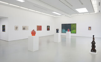 One Way or Another, installation view