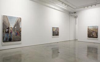 "Muntean/Rosenblum - ""Untitled '09"", installation view"