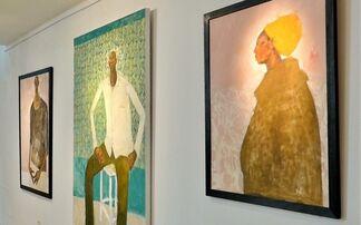 HUMANISM - Olivia Mae Pendergast & Moustapha Baïdi Oumarou, installation view