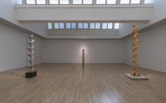 Block, installation view
