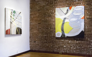 Of Earth and Sky, installation view