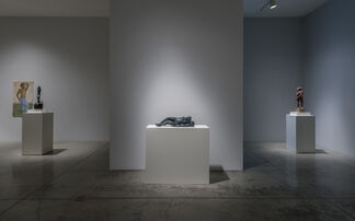 Alison Saar: Silt, Soot and Smut, installation view