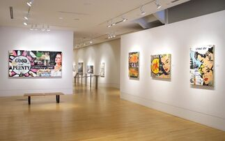 Here Comes The Sun | Greg Miller | Recent Paintings, installation view