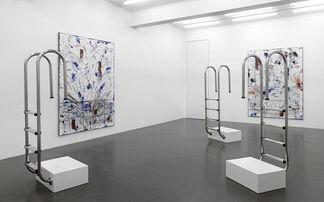 Henning Strassburger | Pool, installation view