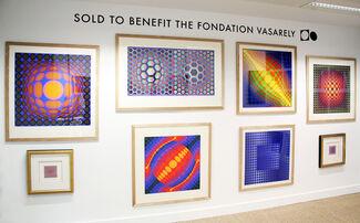 Victor Vasarely: Pour un Manifeste, installation view