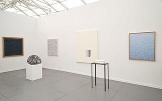 Tina Kim Gallery at Frieze NY 2014, installation view