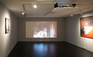 Ruby Rumié: Weaving Streets, installation view