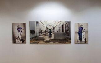 VICTORI CONTEMPORARY at Fotofever Paris 2013, installation view