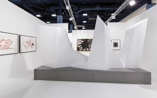 Galerie Hans Mayer at Art Basel in Miami Beach 2014, installation view