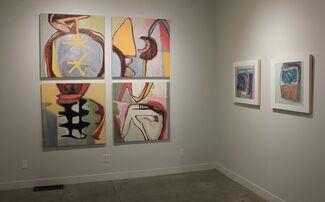 Paddy Lamb: All Bones and Broken Treasures, installation view